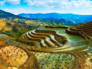 обои Китайский ландшафт фото