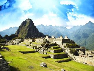 обои Перу Мачу-Пикчу фото