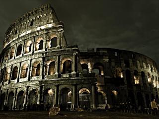 обои Римского колизея сооружение фото