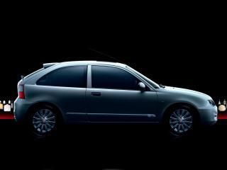 обои Rover 25 3-door 2004 ночь фото