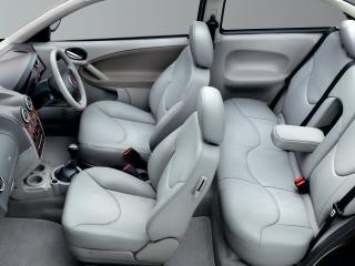 обои Rover 25 3-door 2004 салон фото