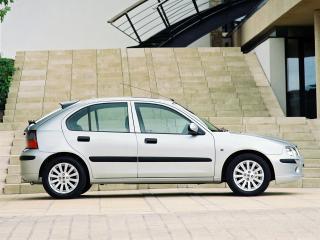 обои Rover 25 5-door 1999 бочек фото