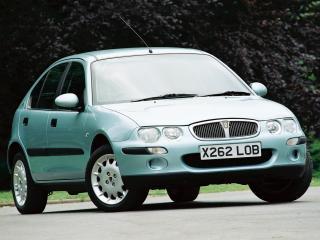обои Rover 25 5-door 1999 капоты фото