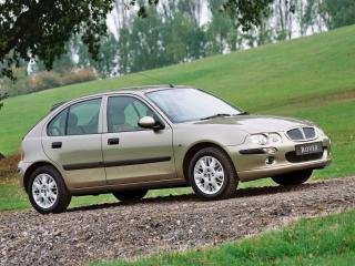 обои Rover 25 5-door 1999 парк фото