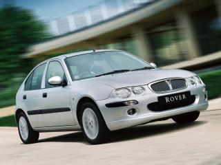 обои Rover 25 5-door 1999 спереди фото