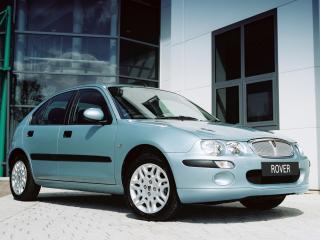 обои Rover 25 5-door 1999 фара фото