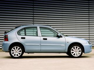 обои Rover 25 5-door 2004 бок фото