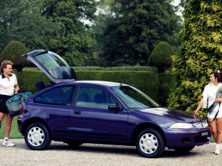 обои Rover 200 3-door (R3) 1995 бок фото