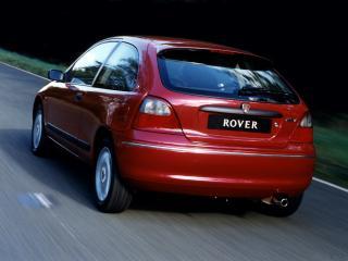 обои Rover 200 3-door (R3) 1995 скорость фото