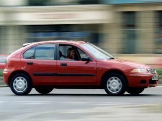 обои Rover 200 5-door (R3) 1995 бок фото