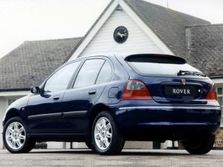 обои Rover 200 5-door (R3) 1995 задок фото