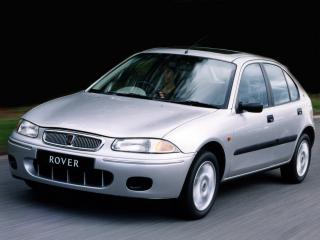обои Rover 200 5-door (R3) 1995 капот фото
