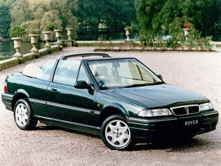 обои Rover 216 Cabrio 1993 бок фото