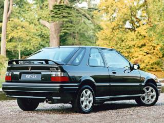 обои Rover 220GSi Turbo 1993 зад фото