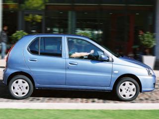 обои Rover CityRover 2003 бок фото