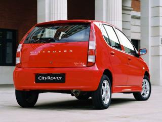 обои Rover CityRover 2003 задочек фото