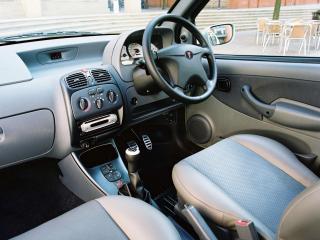 обои Rover CityRover 2003 руль фото