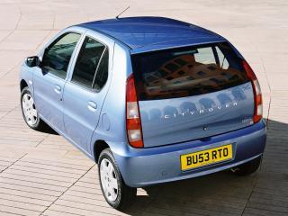 обои Rover CityRover 2003 сзади фото