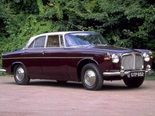 обои Rover P5 Coupe (Mark II) 1962 бок фото