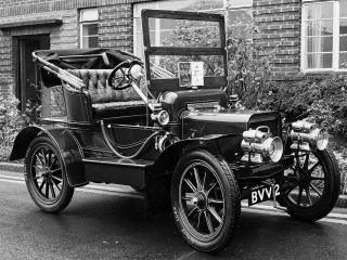 обои Rover 8 HP 1904 бок фото