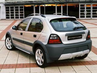 обои Rover 25 Streetwise 5-door 2003 задок фото