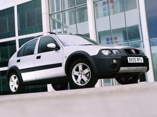 обои Rover 25 Streetwise 5-door 2003 колеса фото