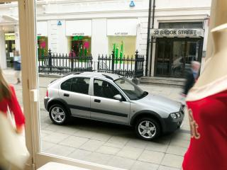 обои Rover 25 Streetwise 5-door 2003 магазины фото