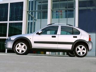 обои Rover 25 Streetwise 5-door 2003 малая фото