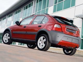 обои Rover 25 Streetwise 5-door 2003 милая фото