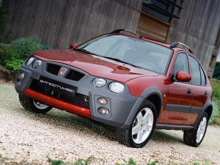обои Rover 25 Streetwise 5-door 2003 перед фото