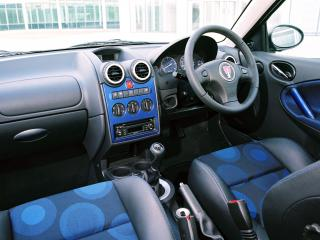 обои Rover 25 Streetwise 5-door 2003 руль фото