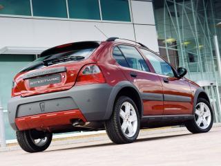обои Rover 25 Streetwise 5-door 2003 стопы фото