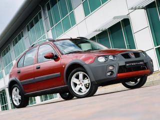 обои Rover 25 Streetwise 5-door 2003 фара фото