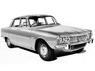 обои Rover 3500 V8 (P6) 1968 перед фото