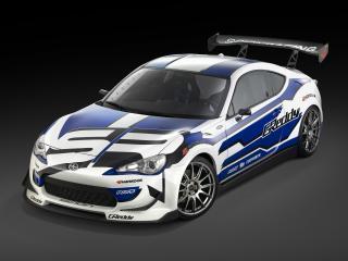обои Scion FR-S Race Car 2012 мощная фото