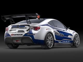 обои Scion FR-S Race Car 2012 сила фото
