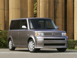 обои Scion xB 2004 колонны фото