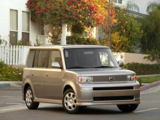 обои Scion xB 2004 перед фото