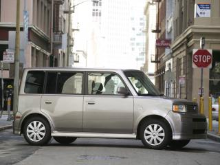 обои Scion xB 2004 сбоку фото