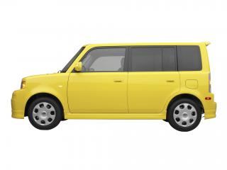 обои Scion xB Release Series 2.0 2005 бок фото