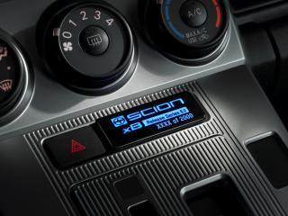 обои Scion xB Release Series 8.0 2011 кнопки фото
