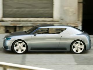 обои Scion Fuse Sports Coupe Concept 2006 бок фото