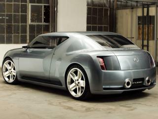 обои Scion Fuse Sports Coupe Concept 2006 задок фото