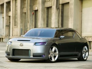 обои Scion Fuse Sports Coupe Concept 2006 колеса фото