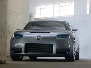 обои Scion Fuse Sports Coupe Concept 2006 красота фото