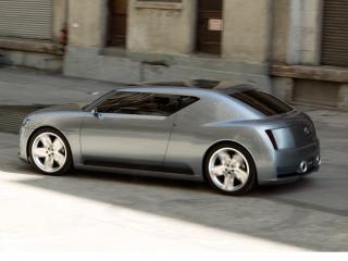 обои Scion Fuse Sports Coupe Concept 2006 сбоку фото