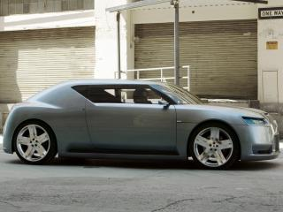 обои Scion Fuse Sports Coupe Concept 2006 серебристая фото
