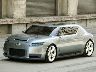 обои Scion Fuse Sports Coupe Concept 2006 сила фото