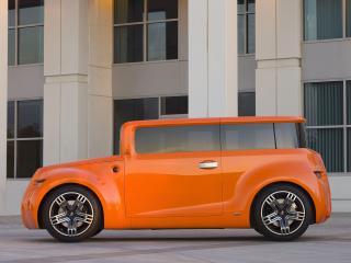 обои Scion Hako Coupe Concept 2008 бок фото
