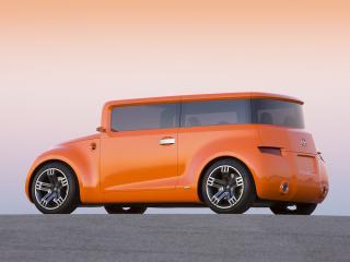 обои Scion Hako Coupe Concept 2008 красиво фото